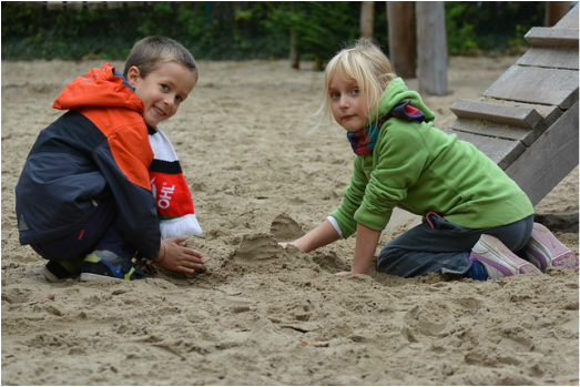 Why Children Love Dirt